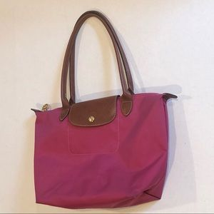 LONGCHAMP Le Pliage small shopping tote